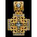 «Господь Вседержитель. Иерусалимская икона Божией Матери» 101.263