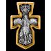 «Распятие. Архангел Михаил. Божия Матерь «Знамение» Крест нательный. 101.281