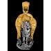 «Архангел Михаил, побивающий змея» Образок нательный. 102.284