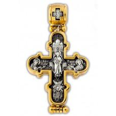 «Преображение Господне. Икона Божией Матери «Валаамская» Мощевик.104.258