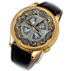 «Византийский крест». Часы наручные. Арт.:  А.301.01.01