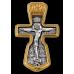 «Распятие» Крест нательный. 101.010