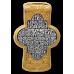«Воскресение» Крест нательный. 101.015