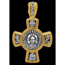 «Спас. Касперовская икона Божией Матери» Крест нательный. 101.029