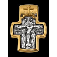 « Распятие. Сретение Господне » Крест нательный. 101.055