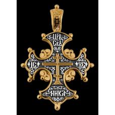 «Процвете Древо Креста» Крест нательный. 101.057