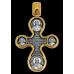 « Этимасия. Восемь святых ». Крест нательный. 101.059
