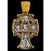 « Господь Вседержитель. Икона Божией Матери « Отрада и утешение ». Крест нательный. 101.061