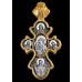 """« Господь Вседержитель. Икона Божией Матери « Троеручица """". Крест нательный. 101.204"""