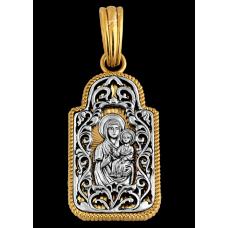 « Смоленская икона Божией Матери » Образок. 102.083