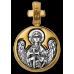 « Святой страстотерпец князь Борис. Ангел Хранитель » Образок. 102.102