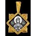 «Святая мученица Татиана. Ангел Хранитель» Образок. 102.131
