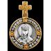 « Святая мученица царица Александра. Ангел Хранитель » Образок. 102.138