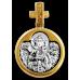 « Святая мученица Иулия (Юлия). Ангел Хранитель » Образок. 102.140