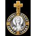 « Святая мученица Вера. Ангел Хранитель » Образок. 102.141