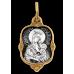 «Икона Божией Матери «Утоли мои печали» Образок. 102.207