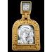 «Казанская икона Божией Матери. Две молитвы» Образок. 102.210