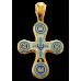 «Голгофа. Древо Жизни». Крест нательный. 103.006