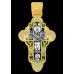 « Распятие. Покров Пресвятой Богородицы ». Крест нательный. 103.072