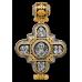 «Господь Вседержитель. Божия Матерь» Крест-мощевик. 104.007