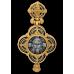 «Спас Нерукотворный». Крест-мощевик. 104.020