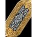 Браслет «Спаси и сохрани» (кожаный шнурок) 105.100