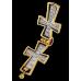 « Распятие. Св. Николай Чудотворец ». Крест-мощевик. 107.034