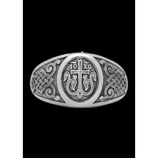 «Процветший Крест»  Кольцо охранное. 108.040