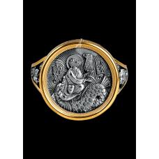 «Святой пророк Иона»  Кольцо охранное. 108.041-П