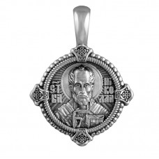 «Святитель Николай Чудотворец. Молитва. Образок» Арт. 102.900