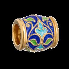 Бусина «Золотое шитье» Арт. 114.021