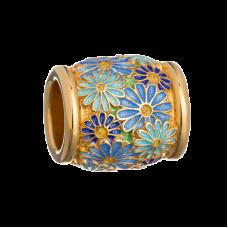 Бусина «Ромашки» Арт. 114.025