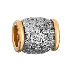 Бусина «Полевые цветы» Арт. 114.024